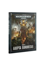Games Workshop Adepta Sororitas: 8th Ed Codex