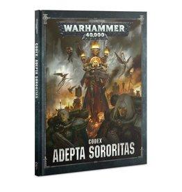 Games Workshop Adepta Sororitas: 8th Ed Codex