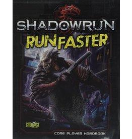 Catalyst Game Labs Shadowrun 5E: Run Faster