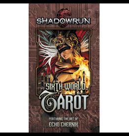 Catalyst Game Labs Shadowrun 5E: Sixth World Tarot