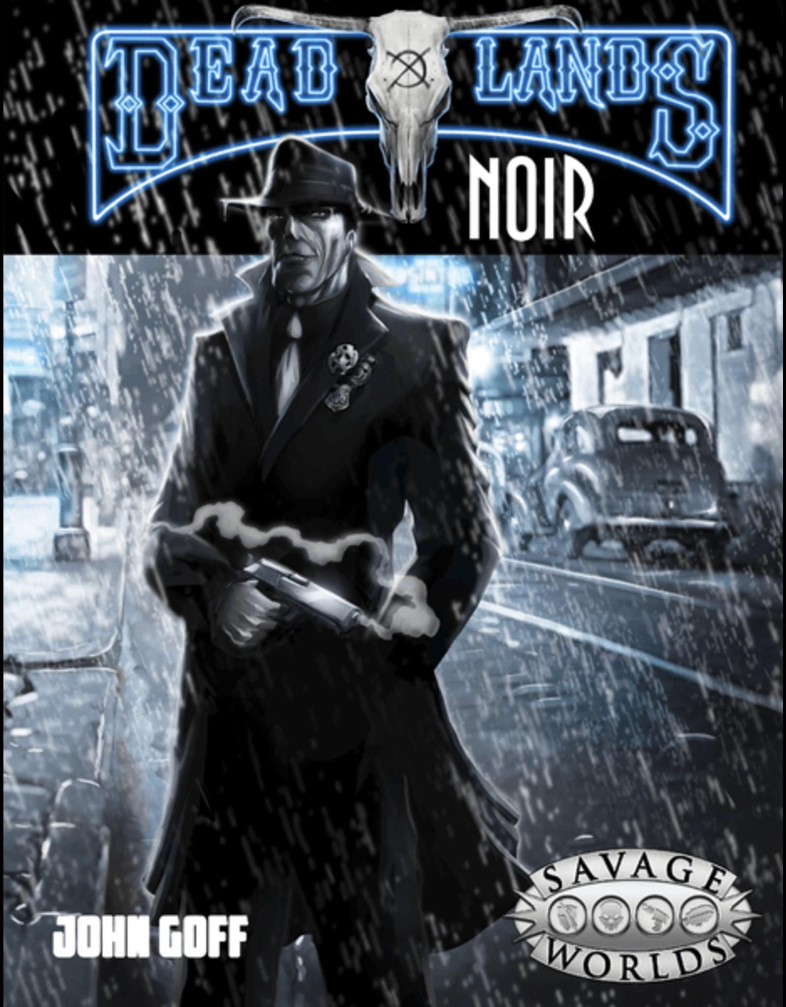Pinnacle Entertainment Group Savage Worlds: Deadlands Noir