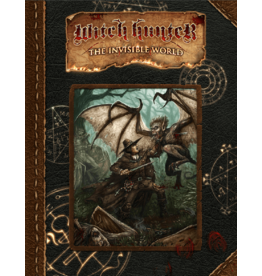 Paradigm Concepts Witch Hunter: The Invisible World - Core Rules