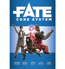 Evil Hat Productions Fate: Core System