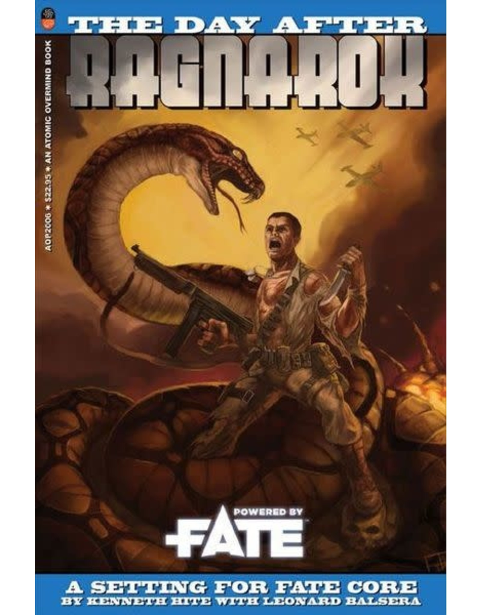 Evil Hat Productions Fate: The Day After Ragnarok