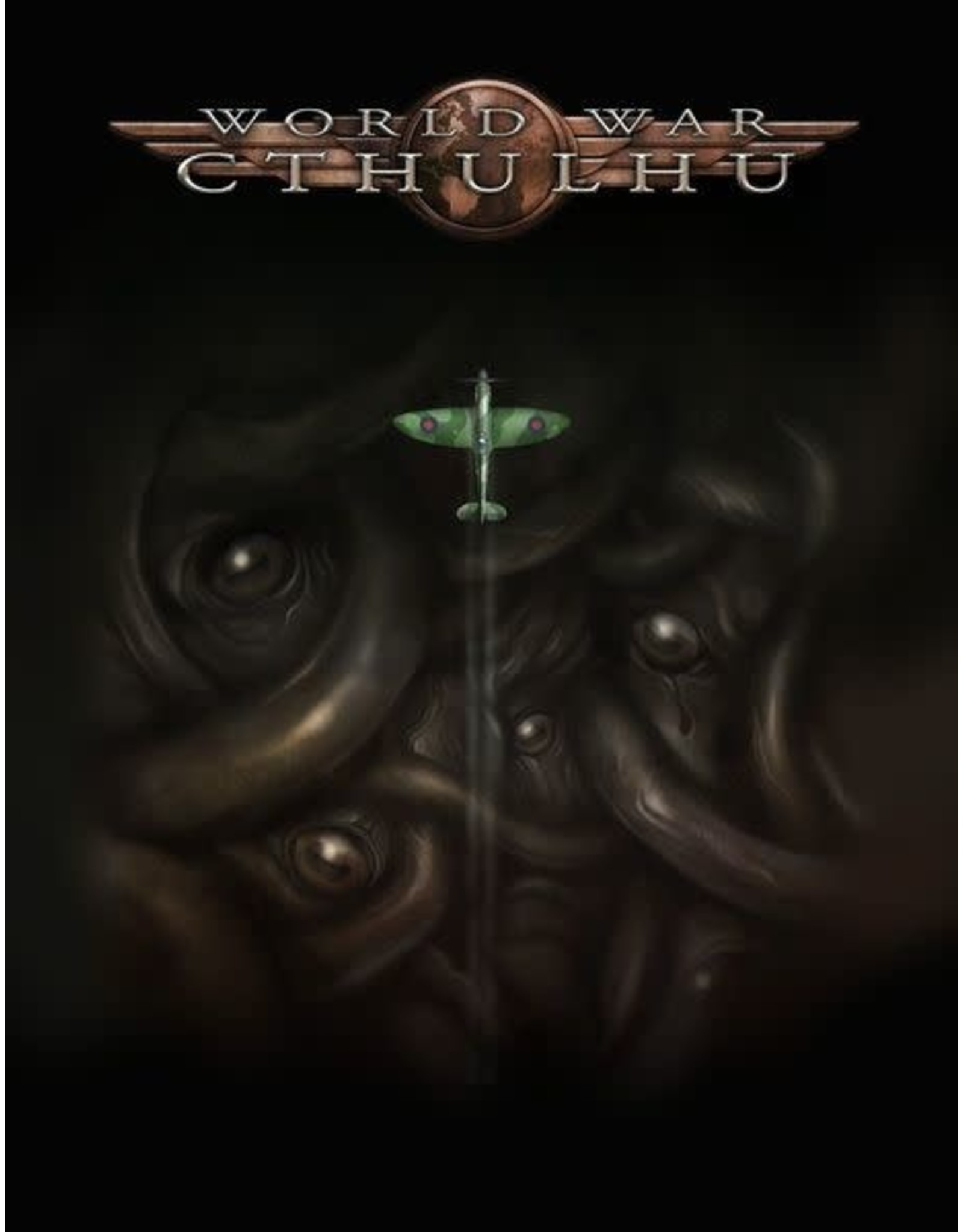 Cubicle 7 Call of Cthulhu 6E: World War Cthulhu - The Darkest Hour