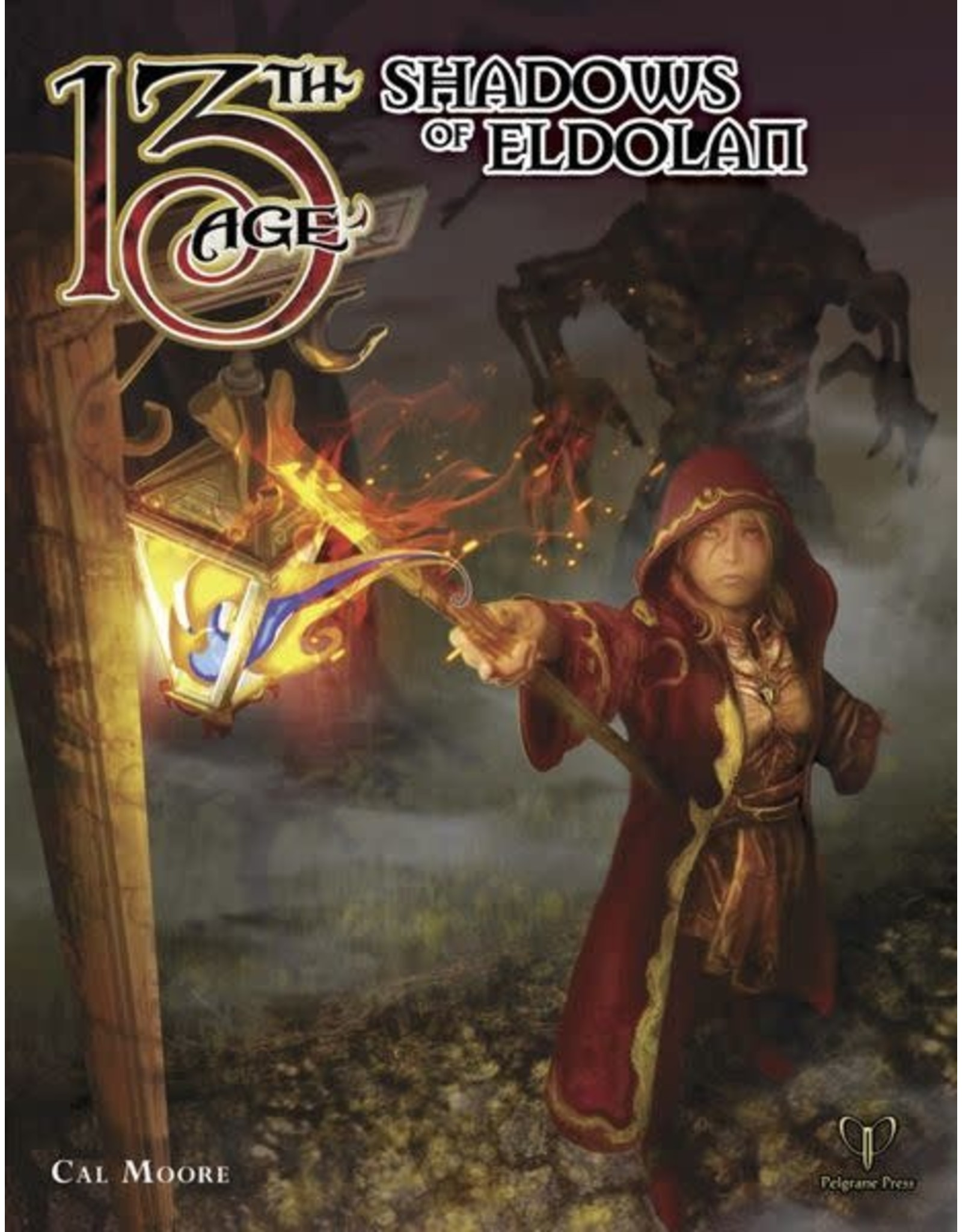 Pelgrane Press 13th Age: Shadows of Eldolan