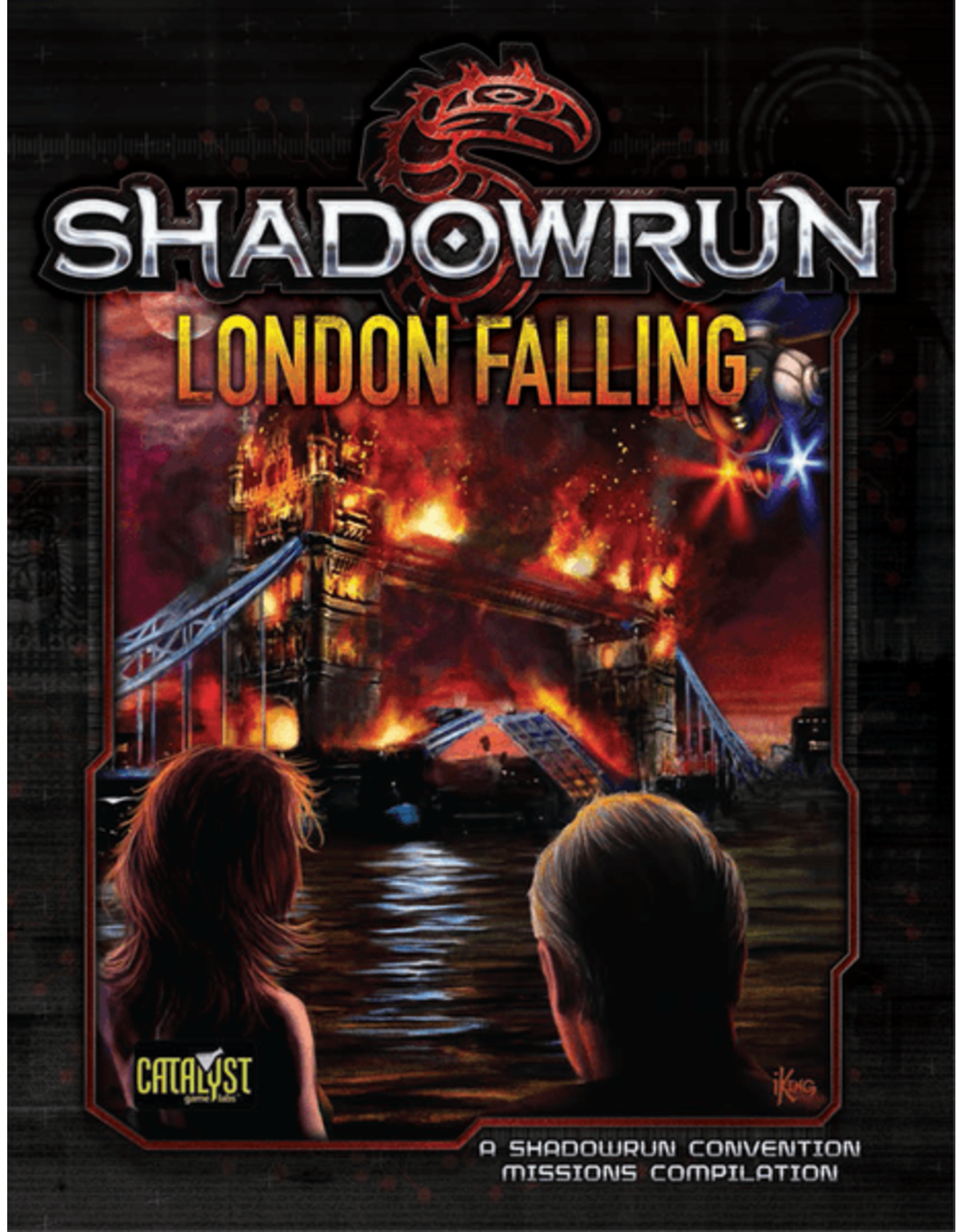 Catalyst Game Labs Shadowrun 5E: Convention Missions Compilations