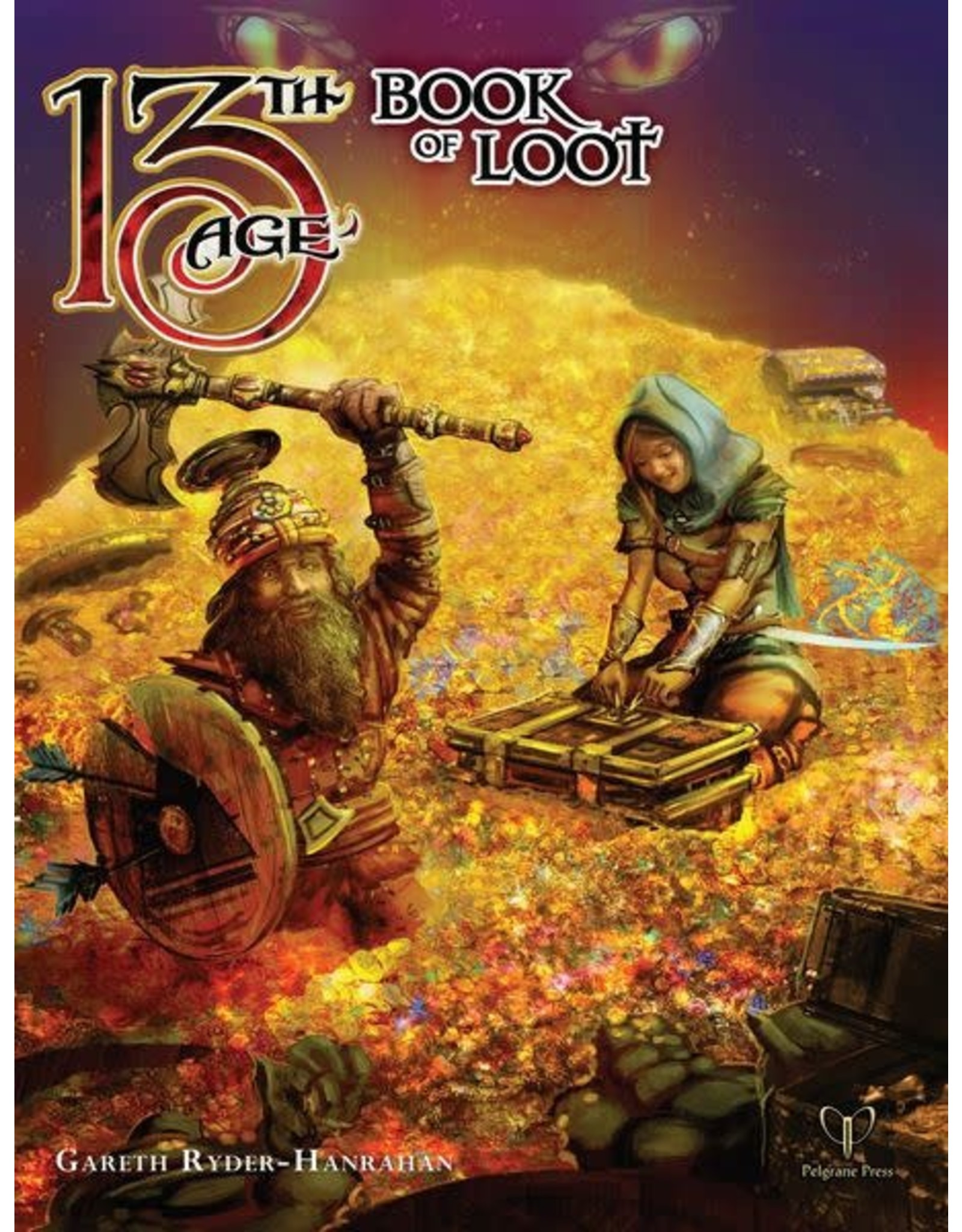 Pelgrane Press 13th Age: Book of Loot