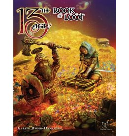 Pelgrane Press 13th Age: Book of Loot