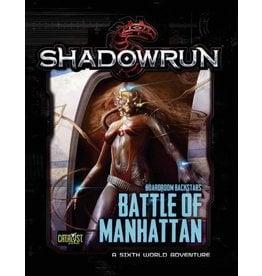Catalyst Game Labs Shadowrun 5E: Boardroom Backstabs Adventures
