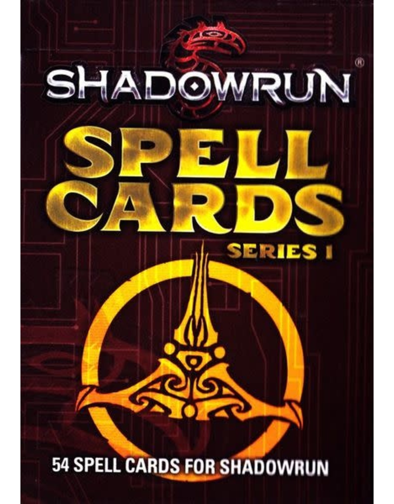 Catalyst Game Labs SALE Shadowrun 5E: Spell Cards