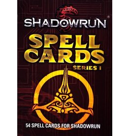 Catalyst Game Labs Shadowrun 5E: Spell Cards