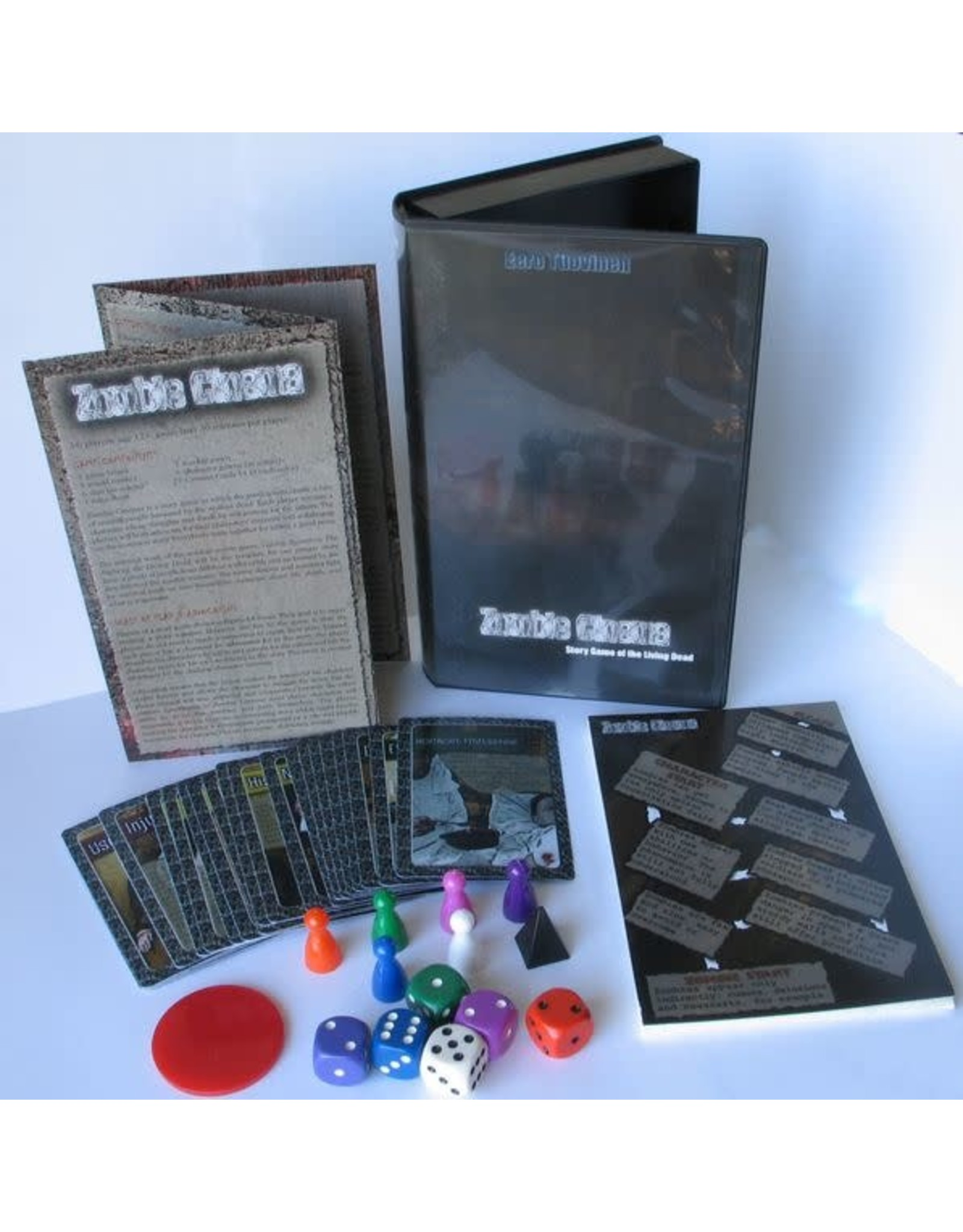 Steampower Publishing SALE Zombie Cinema: Core Set