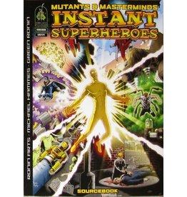Green Ronin Publishing Mutants & Masterminds 2E: Instant Superheroes