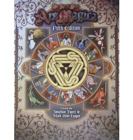 Atlas Games Ars Magica 5E: Core Rulebook