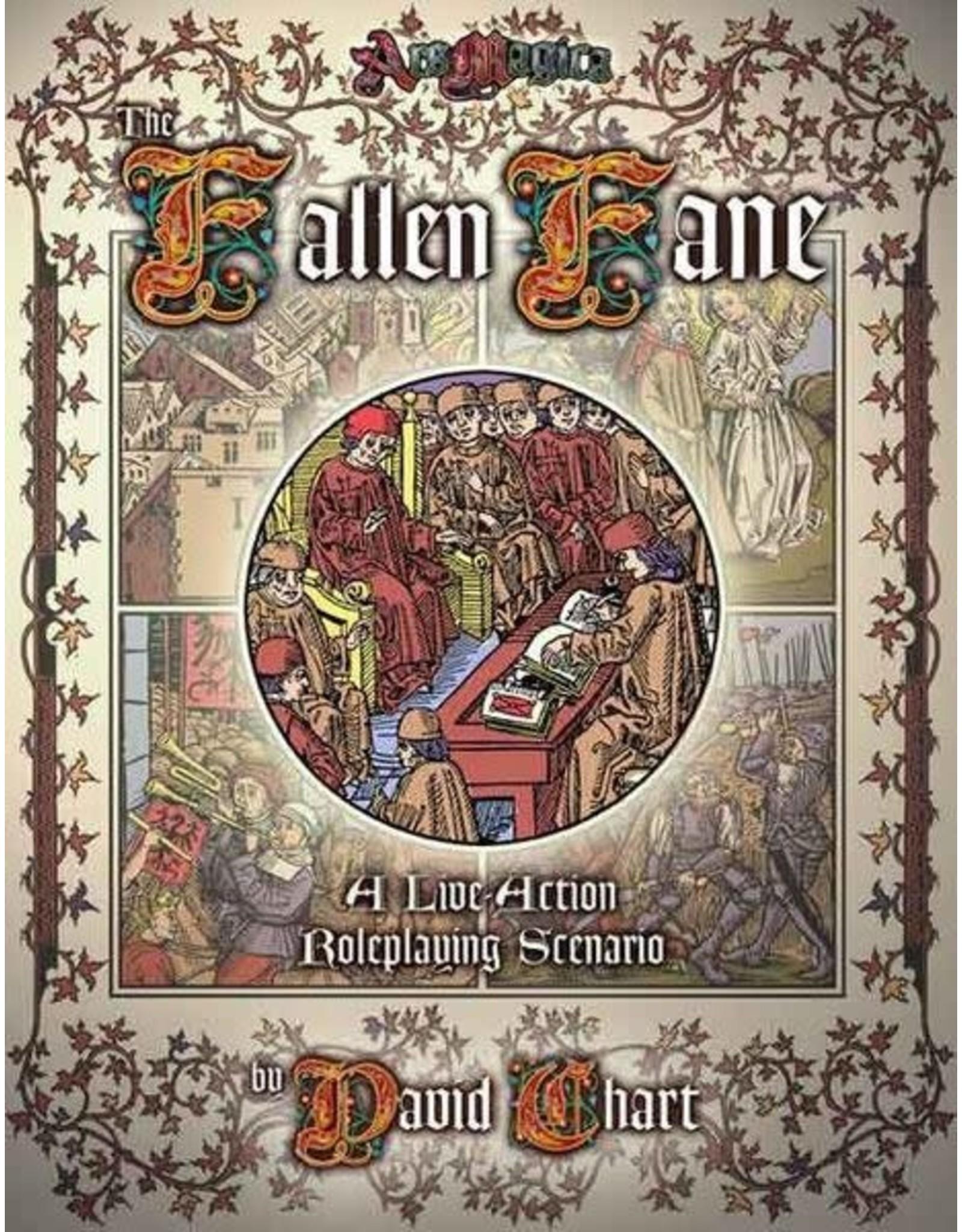 Atlas Games Ars Magica 5E: Fallen Fane Live-Action Roleplaying Scenario