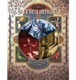 Atlas Games Ars Magica 5E: Realms of Power - The Infernal
