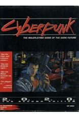 R. Talsorian Games Cyberpunk 2020: Core Rulebook