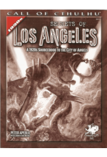 Chaosium Call of Cthulhu 6E: Secrets of Los Angeles