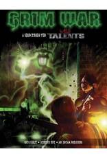 Cubicle 7 Wild Talents: Grim War