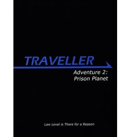 Mongoose Publishing Traveller 1E: Adventure 2: Prison Planet