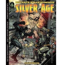 Green Ronin Publishing Mutants & Masterminds 2E: Silver Age