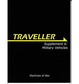 Mongoose Publishing Traveller 1E: Supplement 6: Military Vehicles