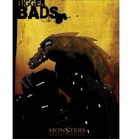 Cubicle 7 Monsters and Other Childish Things: Bigger Bads