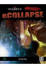 Cubicle 7 Wild Talents: eCollapse
