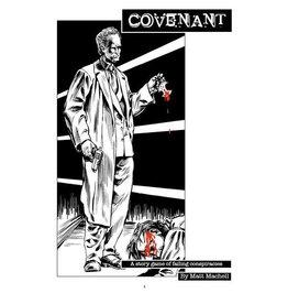 Realms Publications SALE - Covenant: Core Rulebook