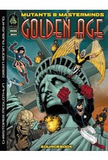 Green Ronin Publishing SALE - Mutants & Masterminds 2E: Golden Age