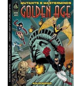 Green Ronin Publishing Mutants & Masterminds 2E: Golden Age