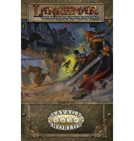Pinnacle Entertainment Group Savage Worlds: Lankhmar - Savage Tales of the Thieves Guild