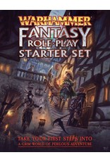 Cubicle 7 Warhammer Fantasy 4E: Starter Set