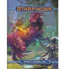 Paizo Starfinder: Pact Worlds