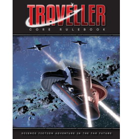 Mongoose Publishing Traveller 2E: Core Rulebook