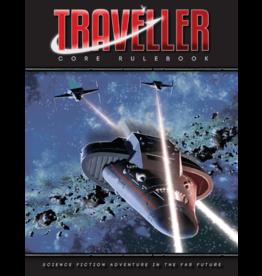 Mongoose Publishing Traveller 2E: Core Rulebook