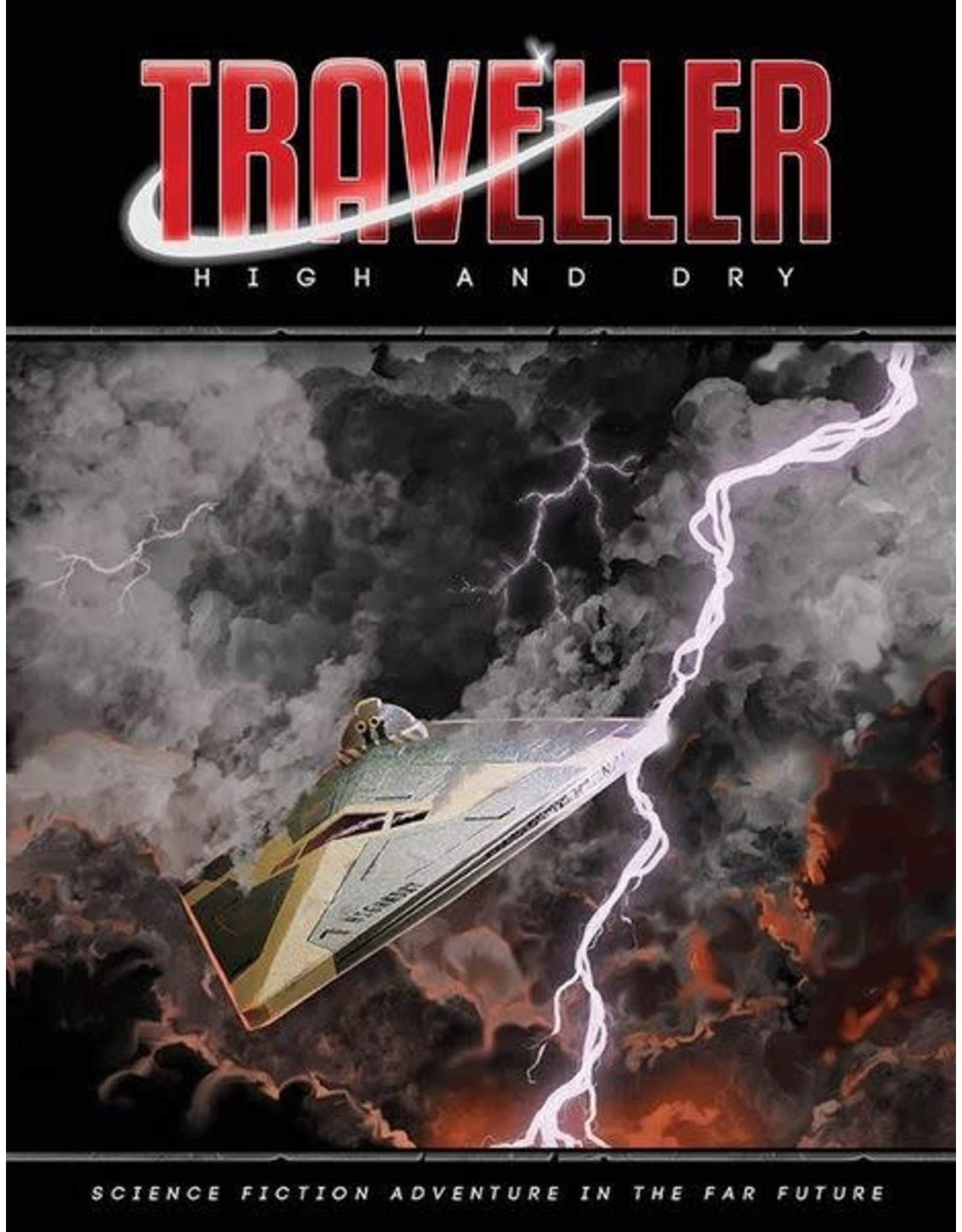Mongoose Publishing Traveller 2E: Marches Adventure 1 - High and Dry
