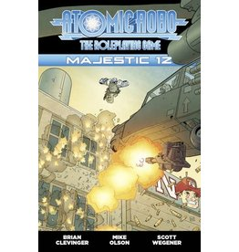 Evil Hat Productions Fate: Atomic Robo - Majestic 12 Sourcebook