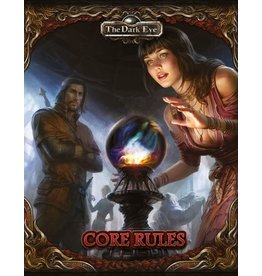Ulisses-Spiele The Dark Eye 5E: Core Rules