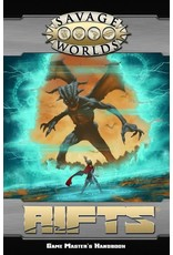 Studio 2 Publishing Savage Worlds: Rifts - Game Master's Handbook