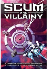 Evil Hat Productions Scum and Villainy: Core Rulebook