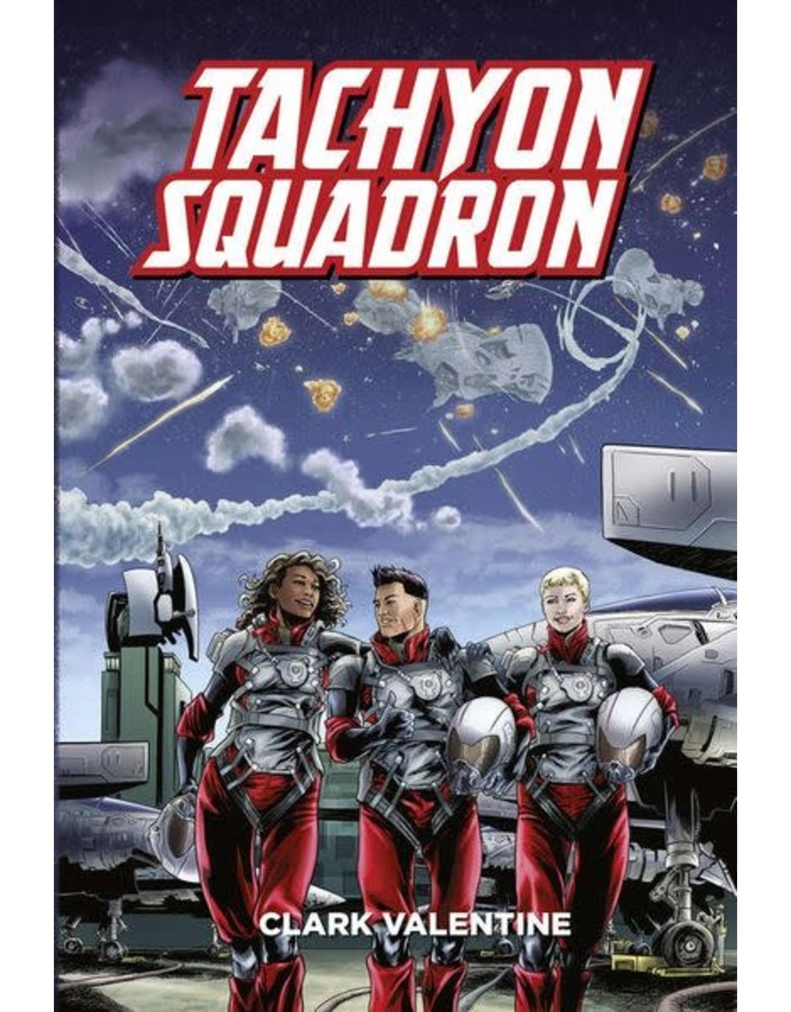 Evil Hat Productions Fate: Tachyon Squadron