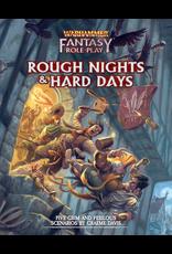 Cubicle 7 Warhammer Fantasy 4E: Rough Nights and Hard Days