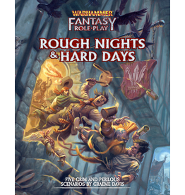 Cubicle 7 Warhammer Fantasy 4E: Rough Nights and Hard Days