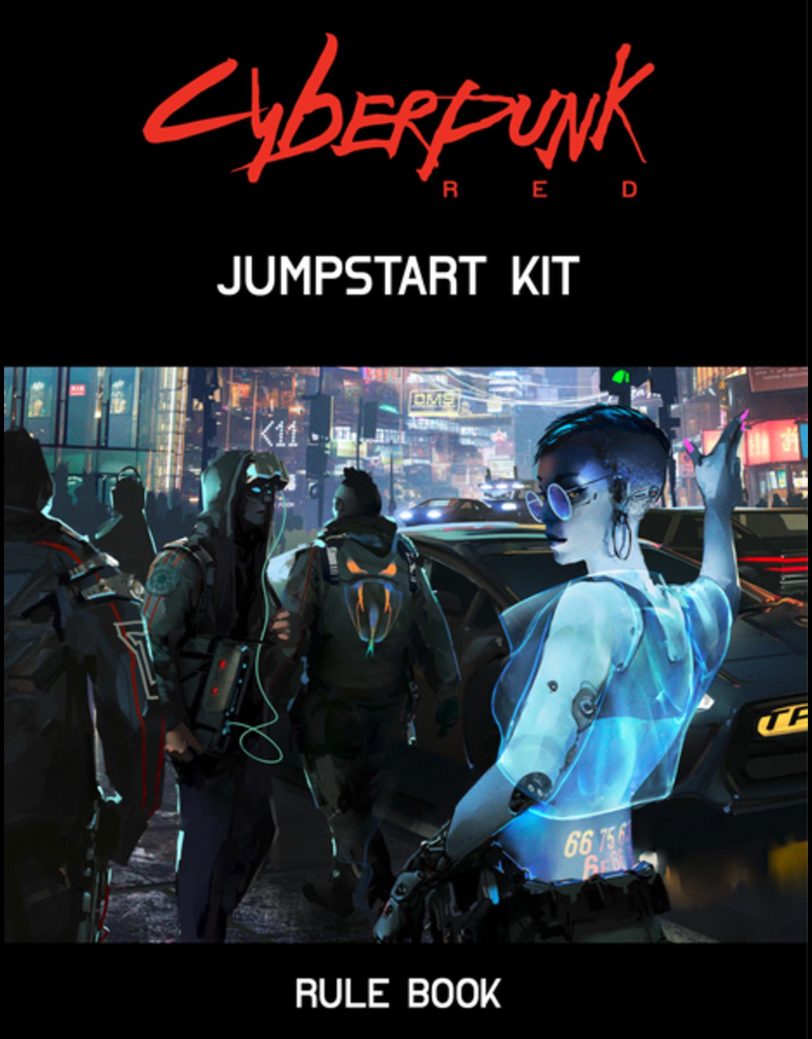 R. Talsorian Games Cyberpunk Red: Jumpstart Kit