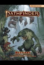 Paizo Pathfinder 2E: Bestiary