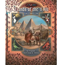 Atlas Games Ars Magica 5E: Lands of the Nile
