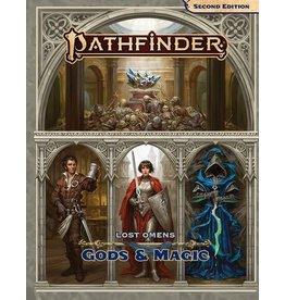 Paizo Pathfinder 2E: Lost Omens - Gods & Magic