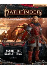 Paizo Pathfinder 2E: Age of Ashes Adventure Path